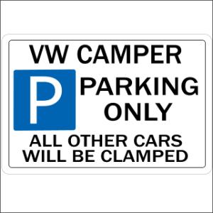 VW Camper 1