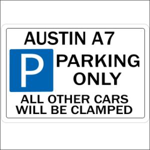 Austin A7