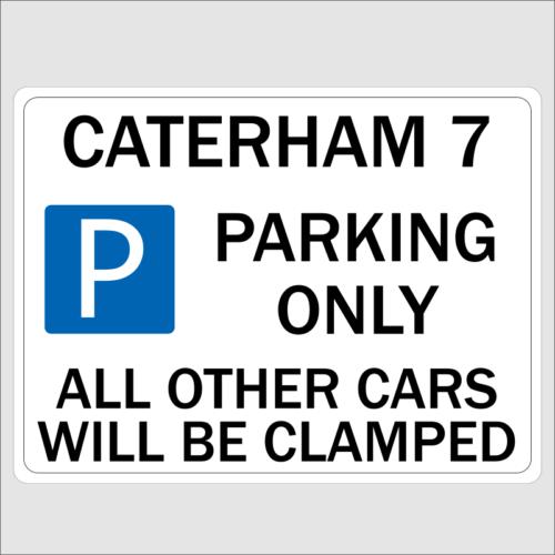 CATERHAM 7