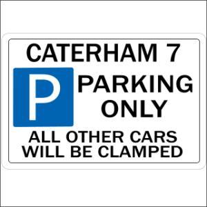 Caterham 7 1