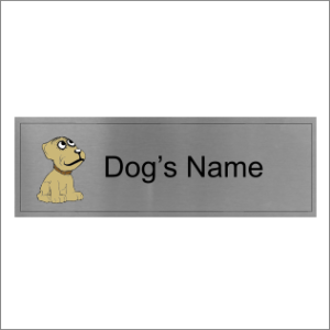 Pet Dog Sign