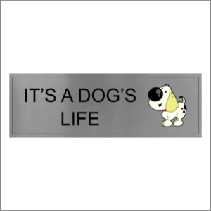 Dogs Life Sign