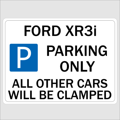 Ford XR3i