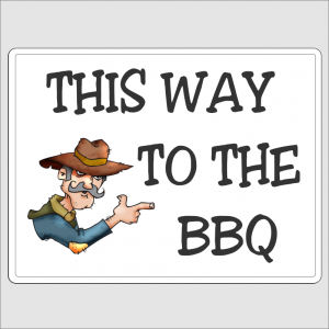 This Way To The BBQ 1