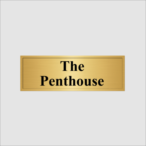 The Penthouse Gold