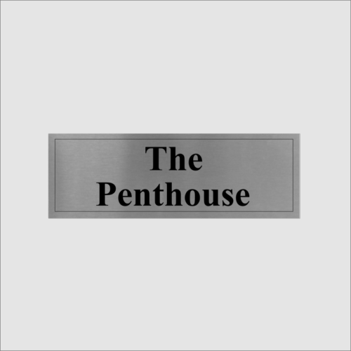 Penthouse Sign