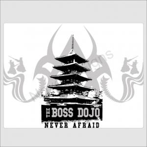 Dojo Sign