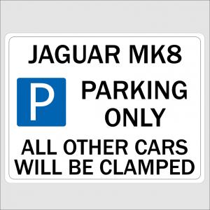 Jaguar Mk8