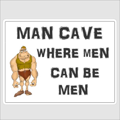 Man Cave Grunt