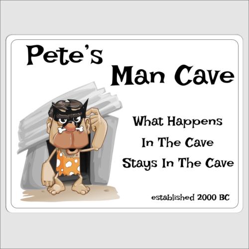 Petes Man Cave