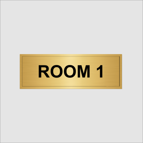 Room 1 Gold