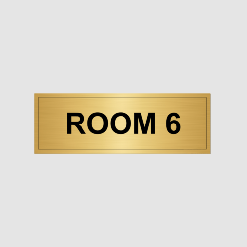 Room 6 Gold