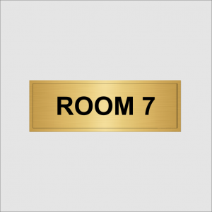 Room 7 Gold