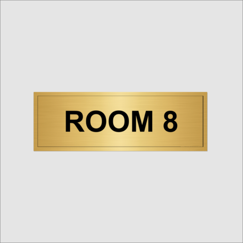 Room 8 Gold