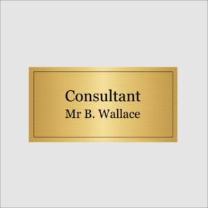 Consultant Gold