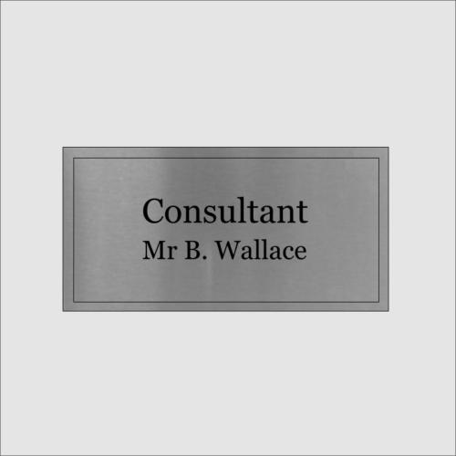 Consultant Silver