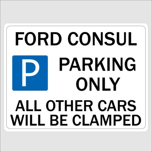 Ford Consul
