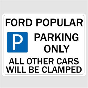 Ford Popular