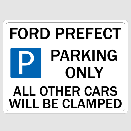 Ford Prefect