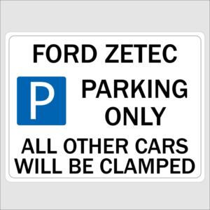 Ford Zetec
