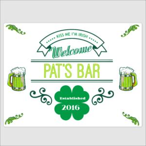 Pats Bar 1