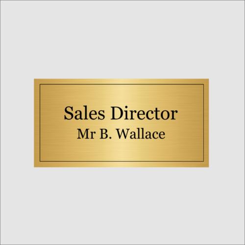 Sales Director Gold