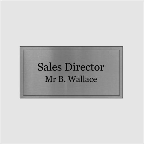 Sales Director Silver