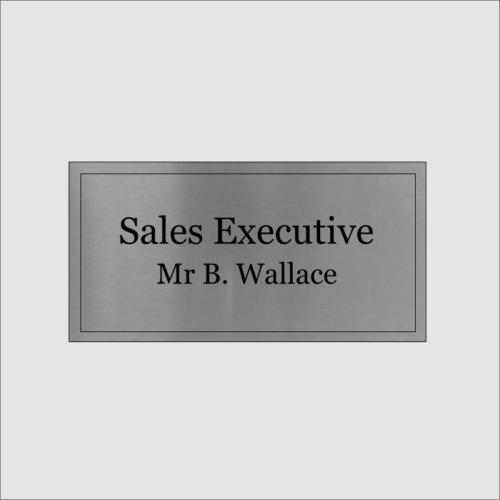 Sales Executive Silver