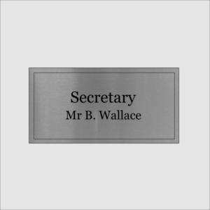 Secretary Silver