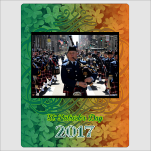 St Patricks March 2
