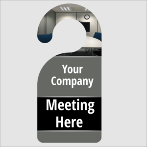 Company Meeting With Image