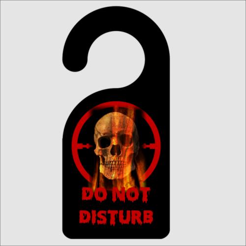 Do Not Disturb Skull