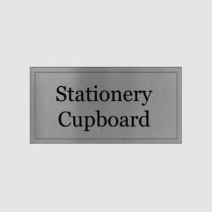 Stationery Cupboard