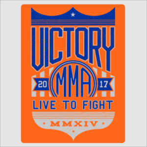 Victory MMA Sign