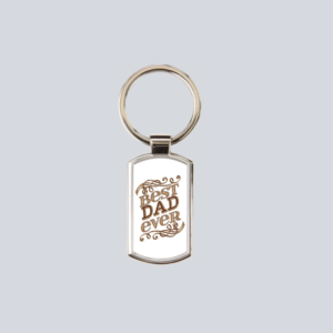 Best Dad Key Ring