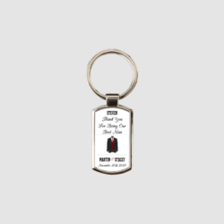 Best Man Key Ring