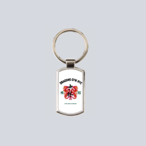 Gym Key Ring