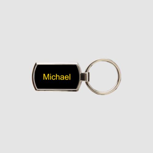 Personalised Name Key Ring