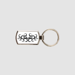 Tribal Key Ring