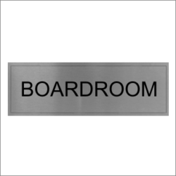 Board Room Office Signs