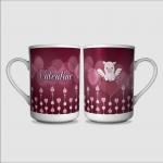 St Valentine Mug