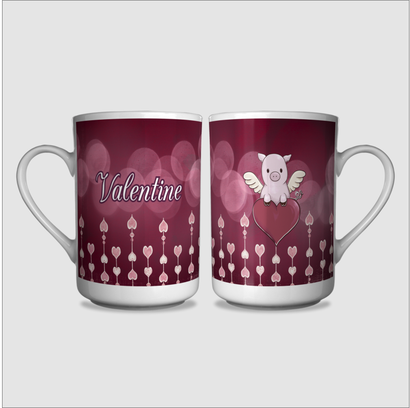 st valentine 39 s day mug. Black Bedroom Furniture Sets. Home Design Ideas